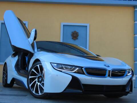 2016 BMW i8 for sale at Paradise Motor Sports LLC in Lexington KY