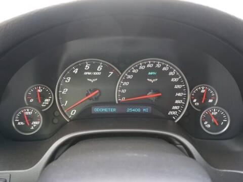 2007 Chevrolet Corvette for sale at Bob Boast Volkswagen in Bradenton FL