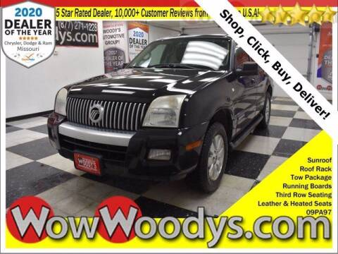 2009 Mercury Mountaineer for sale at WOODY'S AUTOMOTIVE GROUP in Chillicothe MO
