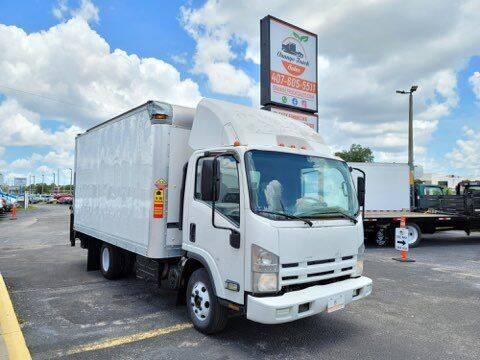 2011 Isuzu NPR for sale at Orange Truck Sales in Orlando FL