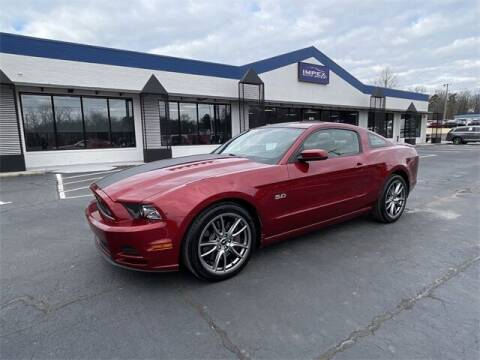 2014 Ford Mustang for sale at Impex Auto Sales in Greensboro NC