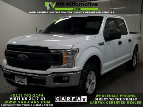 2018 Ford F-150 for sale at NW Automotive Group in Cincinnati OH