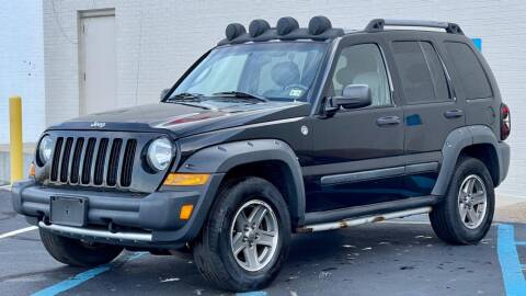 2005 Jeep Liberty for sale at Carland Auto Sales INC. in Portsmouth VA