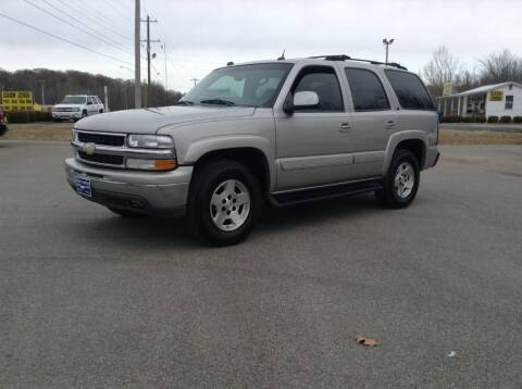 2005 Chevrolet Tahoe for sale at Darryl's Trenton Auto Sales in Trenton TN