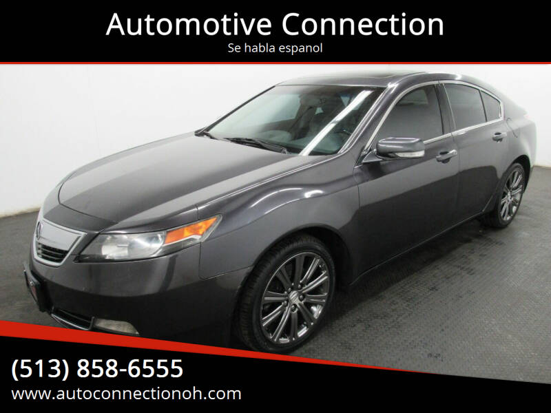 2014 Acura TL for sale at Automotive Connection in Fairfield OH