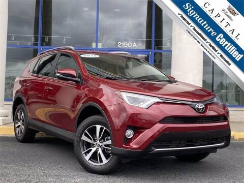 2018 Toyota RAV4 for sale at Capital Cadillac of Atlanta in Smyrna GA