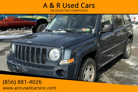 2008 Jeep Patriot for sale at A & R Used Cars in Clayton NJ