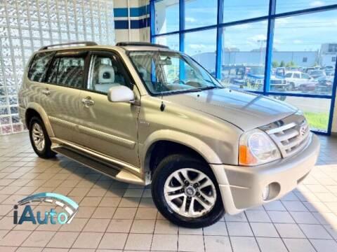 2004 Suzuki XL7 for sale at iAuto in Cincinnati OH