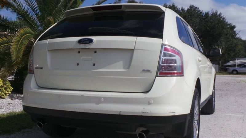 2007 Ford Edge SEL Plus 4dr Crossover - Fort Myers FL