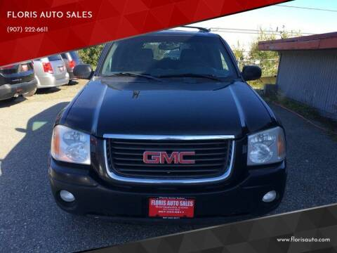 2002 GMC Envoy for sale at FLORIS AUTO SALES in Anchorage AK