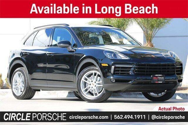 2020 Porsche Cayenne for sale in Long Beach, CA