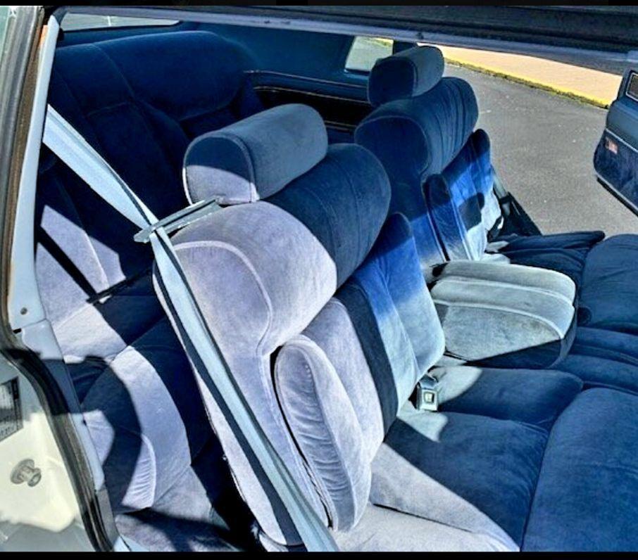 1983 Lincoln Continental 9