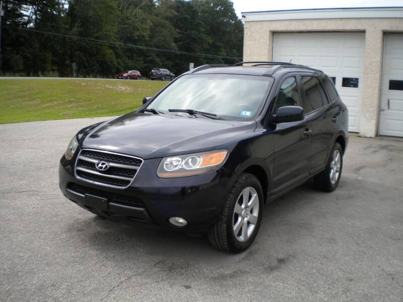 2007 Hyundai Santa Fe for sale at Route 111 Auto Sales in Hampstead NH