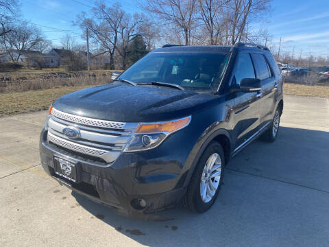 2014 Ford Explorer for sale at Mr. Auto in Hamilton OH