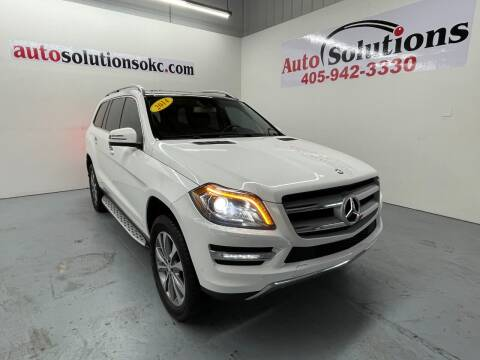 2014 Mercedes-Benz GL-Class for sale at Auto Solutions in Warr Acres OK