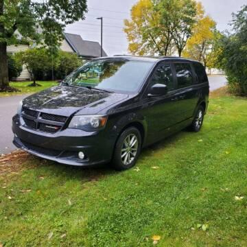 2014 Dodge Grand Caravan for sale at Stellar Motor Group in Hudson NH