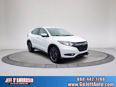 2018 Honda HR-V for sale at Jeff D'Ambrosio Auto Group in Downingtown PA