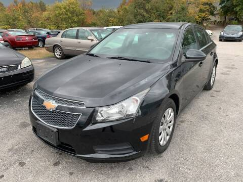 2011 Chevrolet Cruze for sale at Best Buy Auto Sales in Murphysboro IL