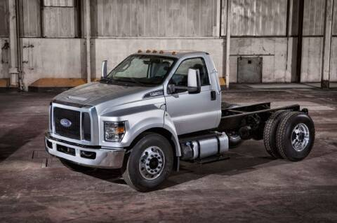 2016 Ford F-650 Super Duty for sale at DOABA Motors - Chassis in San Jose CA
