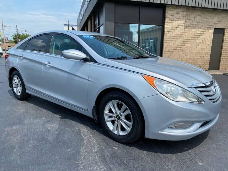 2013 Hyundai Sonata for sale at C Pizzano Auto Sales in Wyoming PA