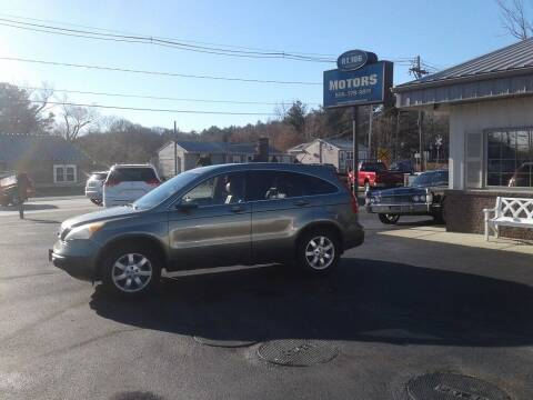 2007 Honda CR-V for sale at Route 106 Motors in East Bridgewater MA