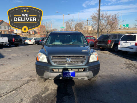 2004 Honda Pilot for sale at E H Motors LLC in Milwaukee WI