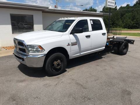 2015 RAM Ram Chassis 3500 for sale at Rickman Motor Company in Somerville TN