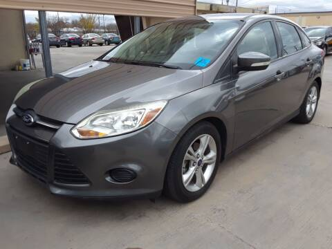 2014 Ford Focus for sale at Auto Haus Imports in Grand Prairie TX