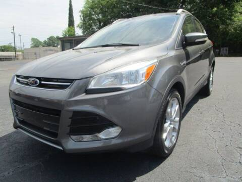 2014 Ford Escape for sale at Lewis Page Auto Brokers in Gainesville GA