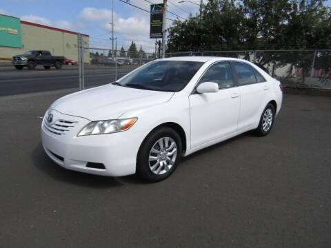2009 Toyota Camry for sale at ARISTA CAR COMPANY LLC in Portland OR