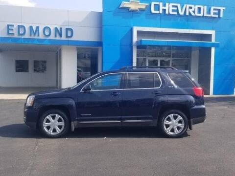 2017 GMC Terrain for sale at EDMOND CHEVROLET BUICK GMC in Bradford PA