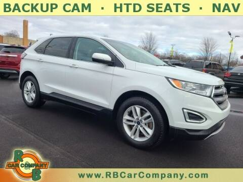 2018 Ford Edge for sale at R & B Car Company in South Bend IN