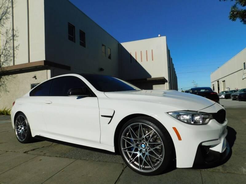 2016 BMW M4 for sale at Conti Auto Sales Inc in Burlingame CA