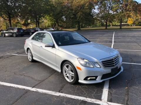 2011 Mercedes-Benz E-Class for sale at Cars With Deals in Lyndhurst NJ
