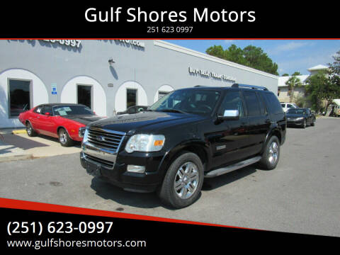 2008 Ford Explorer for sale at Gulf Shores Motors in Gulf Shores AL