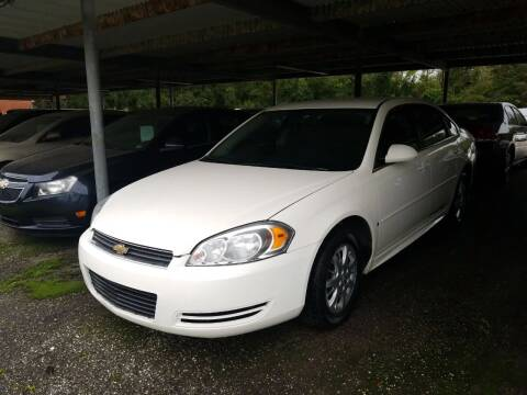 2009 Chevrolet Impala for sale at Mott's Inc Auto in Live Oak FL