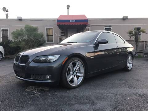 2007 BMW 3 Series for sale at Saipan Auto Sales in Houston TX