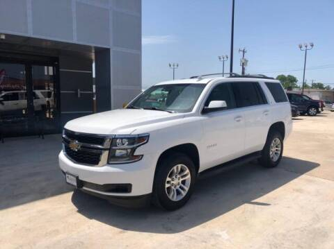 2016 Chevrolet Tahoe for sale at Eurospeed International in San Antonio TX