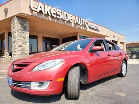 2010 Mazda MAZDA6 for sale at Lakeside Auto Brokers Inc. in Colorado Springs CO