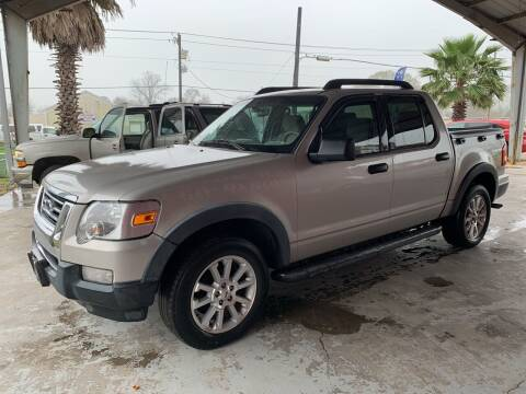 2007 Ford Explorer Sport Trac for sale at M & M Motors in Angleton TX