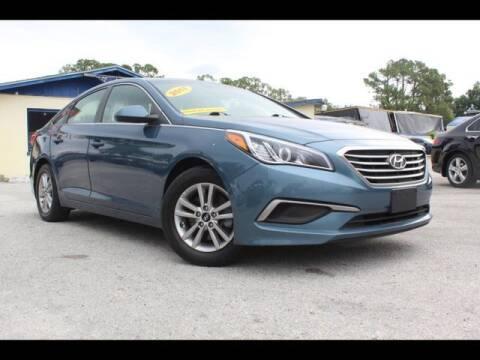 2017 Hyundai Sonata for sale at AUTOPARK AUTO SALES in Orlando FL