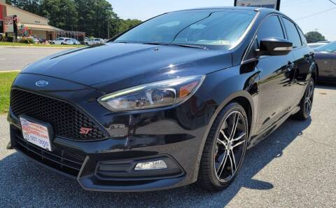 2017 Ford Focus for sale at USA 1 Autos in Smithfield VA