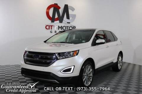 2017 Ford Edge for sale at City Motor Group, Inc. in Wanaque NJ