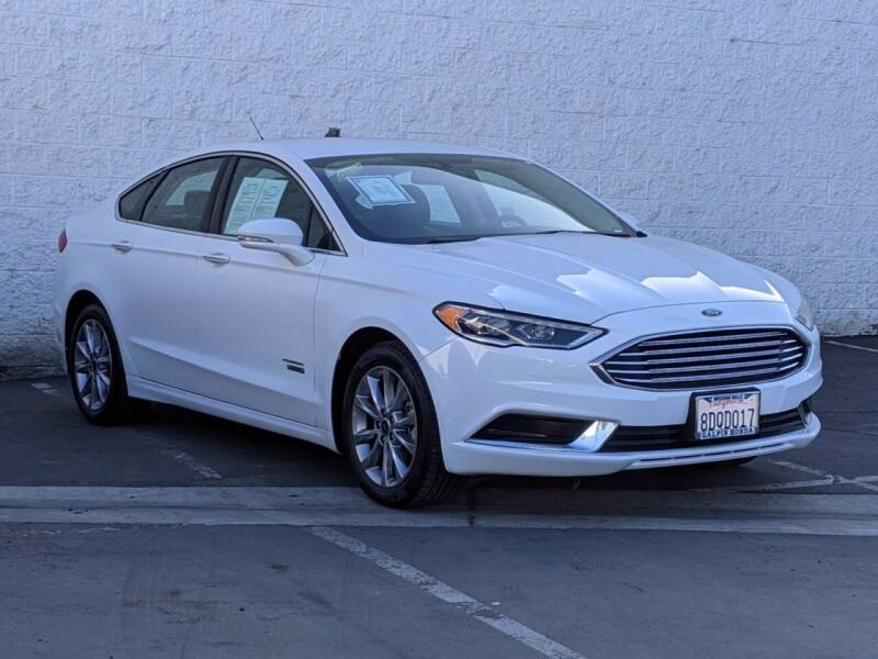 2018 Ford Fusion Energi for sale in Mission Hills, CA