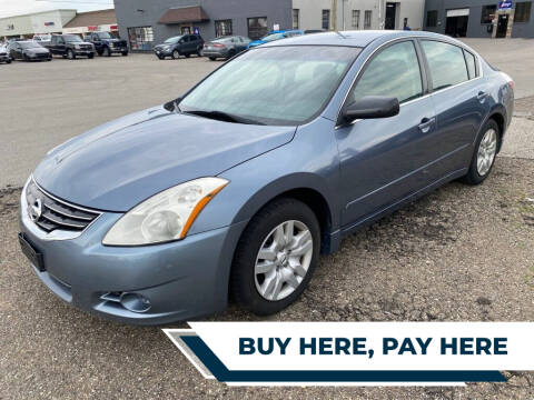 2010 Nissan Altima for sale at Family Auto in Barberton OH
