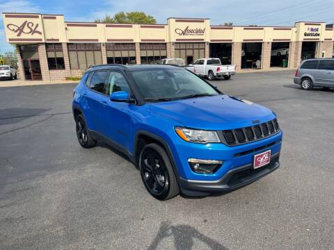 2019 Jeep Compass for sale at ASSOCIATED SALES & LEASING in Marshfield WI