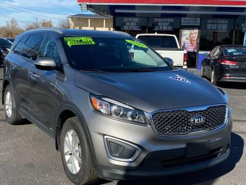 2017 Kia Sorento for sale at Cow Boys Auto Sales LLC in Garland TX