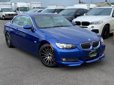 2007 BMW 3 Series for sale at Lux Motors in Tacoma WA