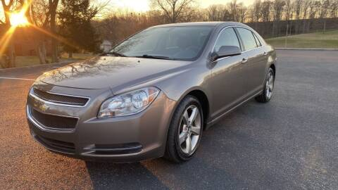 2011 Chevrolet Malibu for sale at 411 Trucks & Auto Sales Inc. in Maryville TN