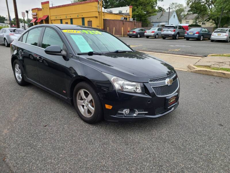 2014 Chevrolet Cruze for sale at Costas Auto Gallery in Rahway NJ